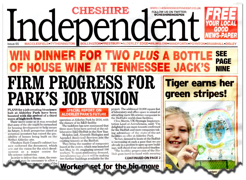 cheshire independent